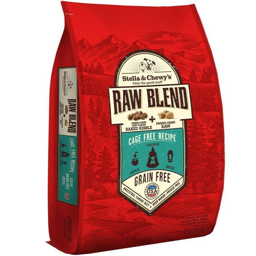 Stella & Chewy's Raw Blend Cage Free Recipe - 22 lb.