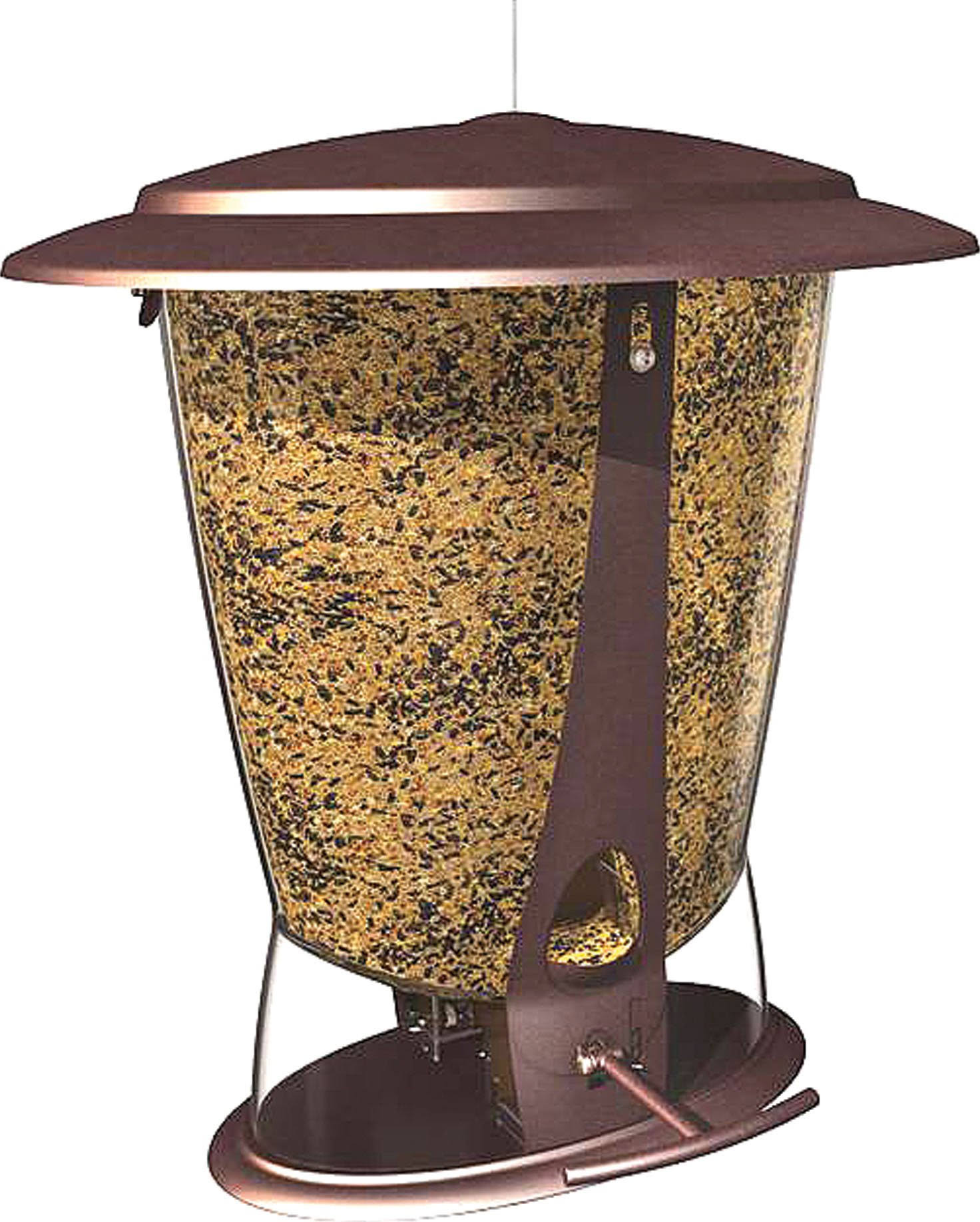 Classic Brands X-2 Squirrel Proof Bird Feeder - 4lb Capacity
