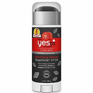 Yes To Tomatoes Clear Skin Detoxifying Charcoal Snap Mask Stick - 56g