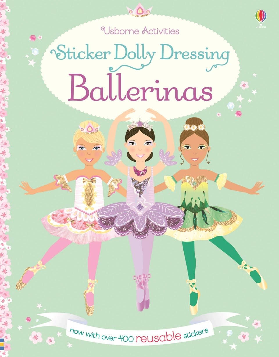 Sticker Dolly Dressing - Ballerinas 2016 [Book]