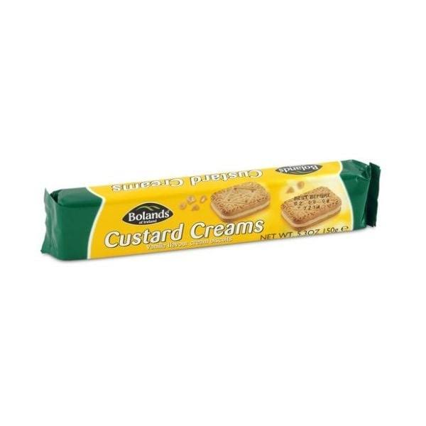 Bolands Custard Creams Biscuits