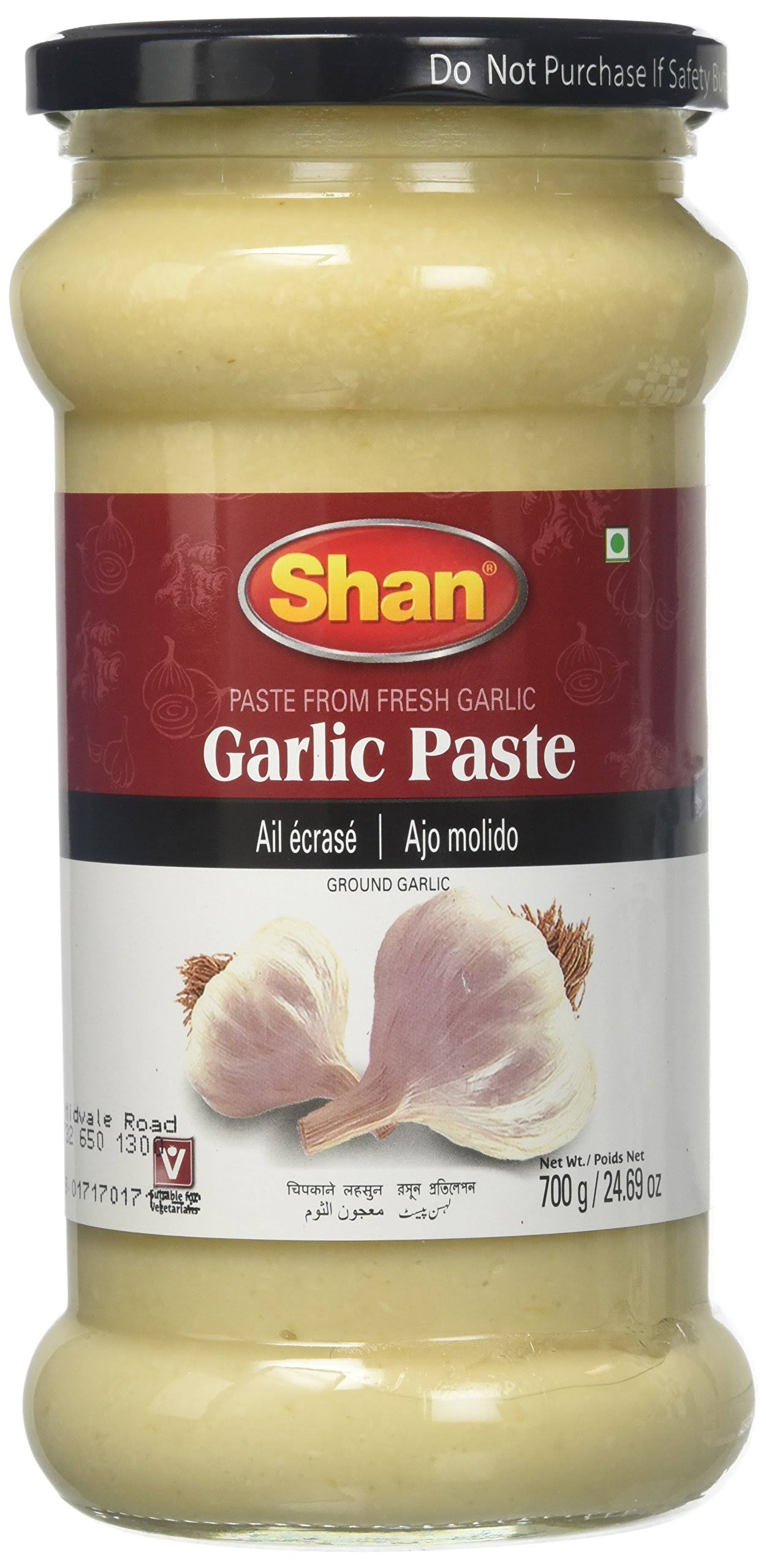 Shan Garlic Paste, Ground - 700 g