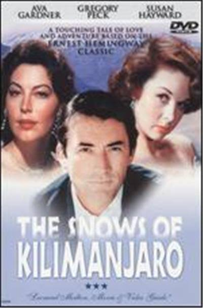 The Snows of Kilimanjaro (dvd)
