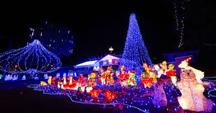 Christmas Tree Lane Pasadena Directions by Where To Find The 21 Best Christmas Light Displays In Springfield