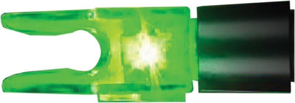 Clean-Shot Contender Universal Lighted Nocks - Green 3 Pk.