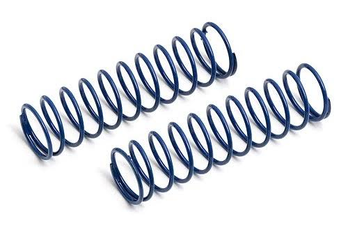 Associated Front Soft Spring - Blue, 2pk