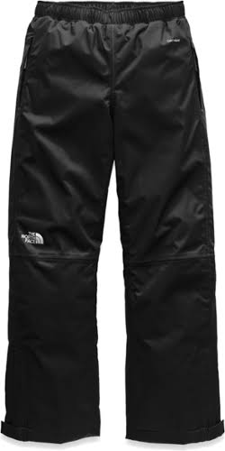 The North Face Youth Resolve Insulated Pants, Size: Medium, Black
