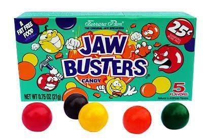 Ferrara Pan Candy Jaw busters