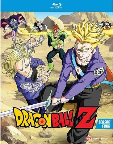 Dragon Ball Z: Season 4 - Blu-Ray