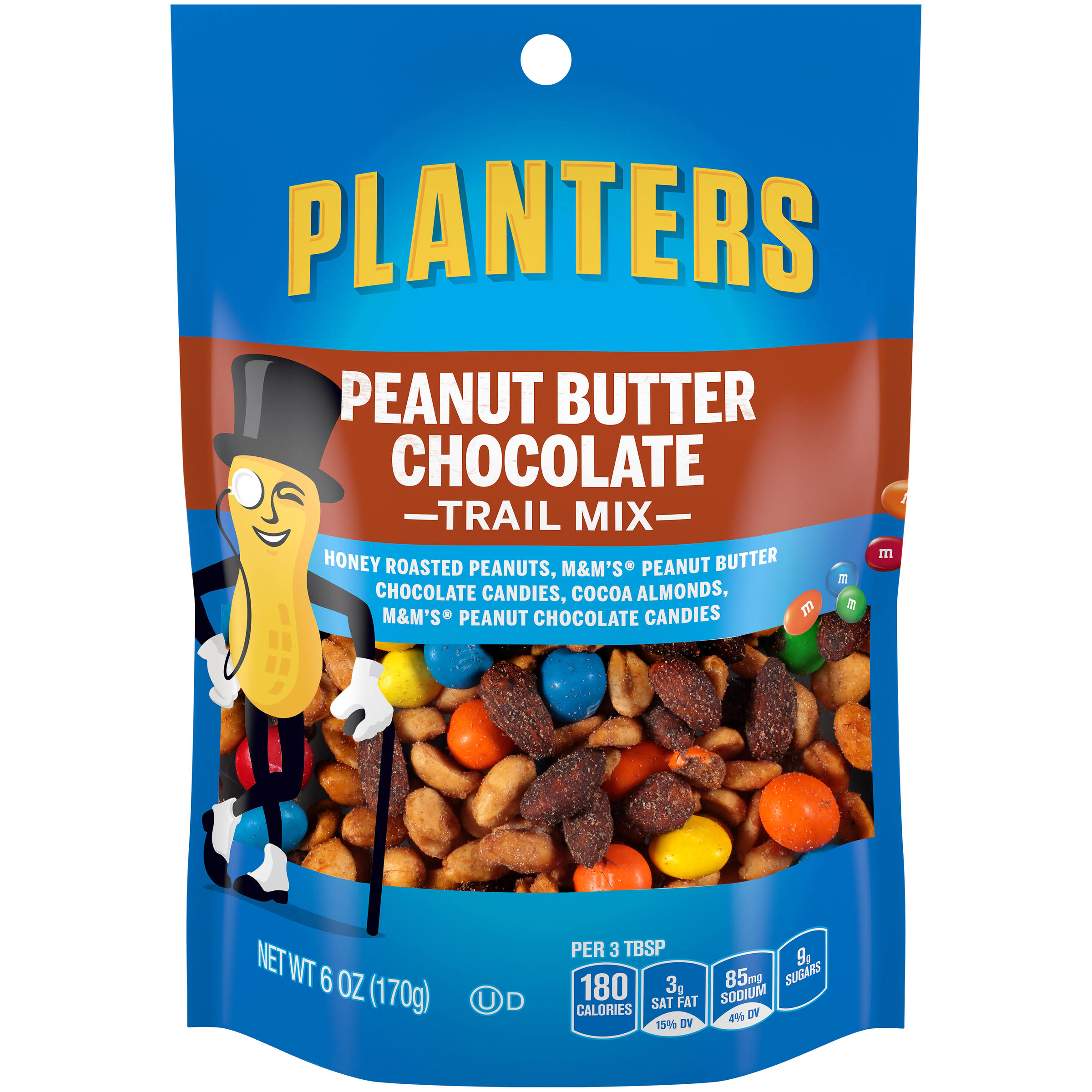Planters Tropical Fruit & Nut Trail Mix - 6oz