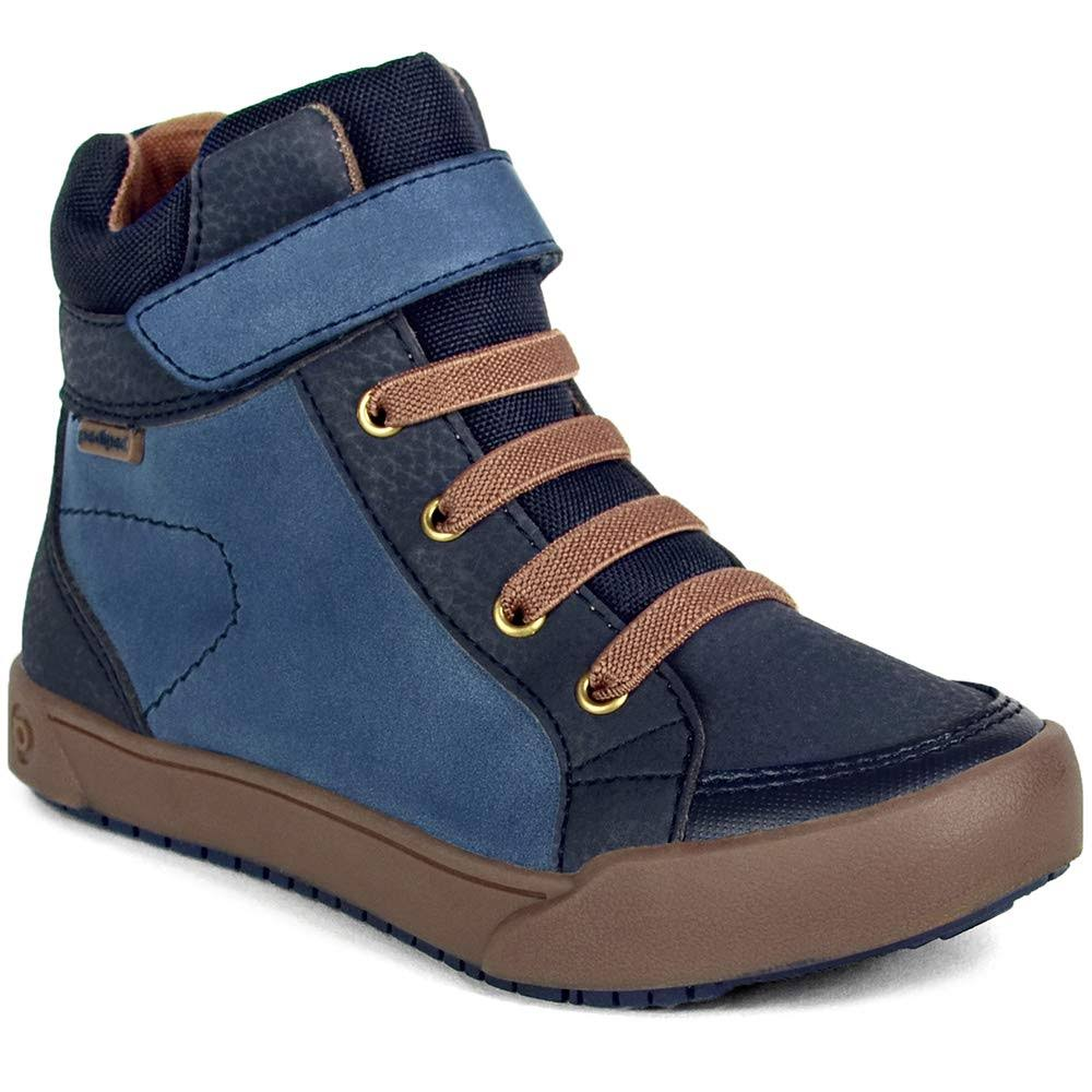 pediped Boy's Flex Logan Navy