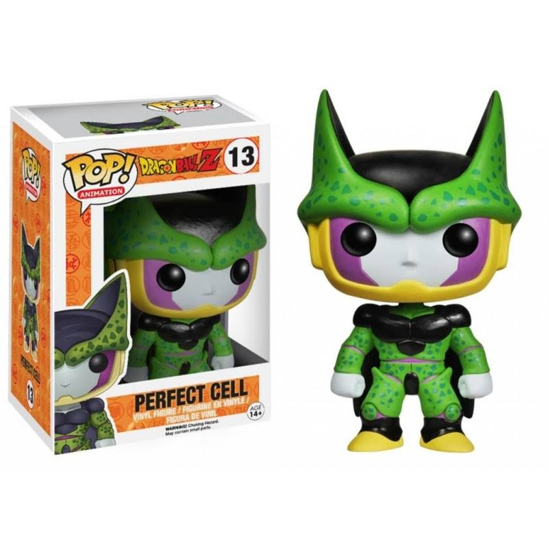 Funko POP! Dragonball Z Final Form Cell Action Figure - 10cm