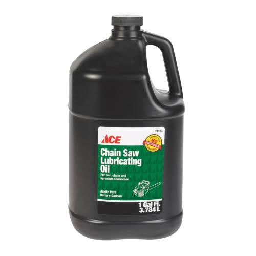 Ace Chain Saw Lubricating Oil - 3.784l