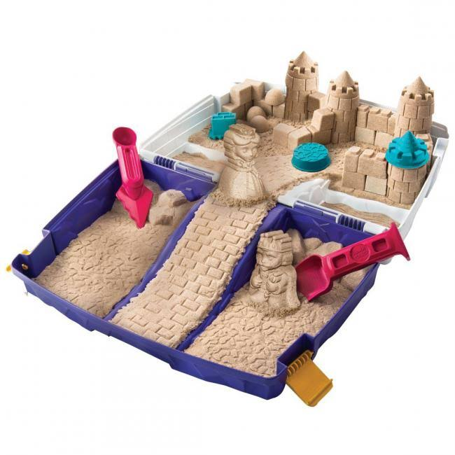 Kinetic Sand Folding Sand Box Playset