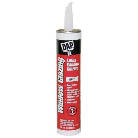 Dap Latex Window Glazing - 300ml