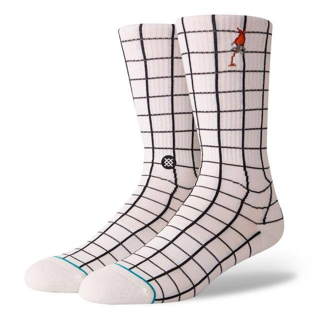 Stance Network Socks - White