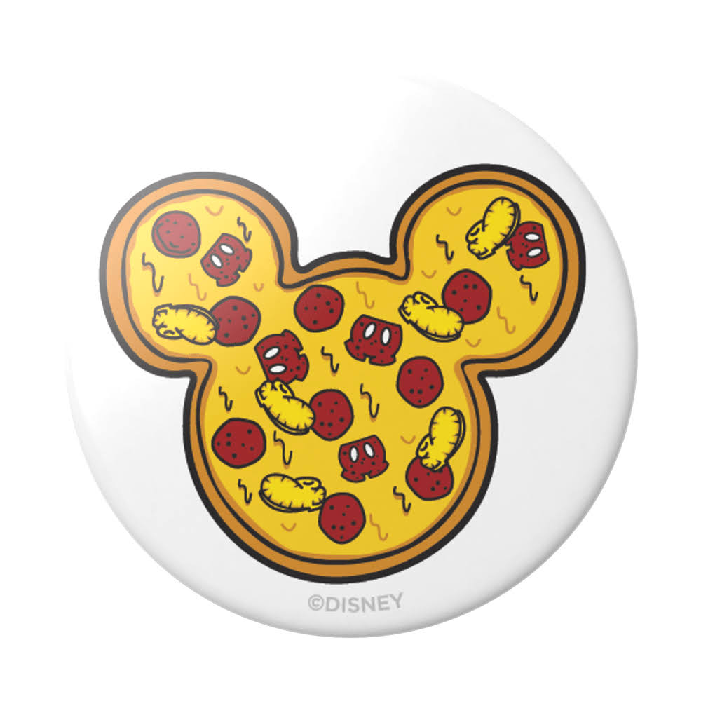 PopSockets Mickey Pizza Swappable Phone Grip