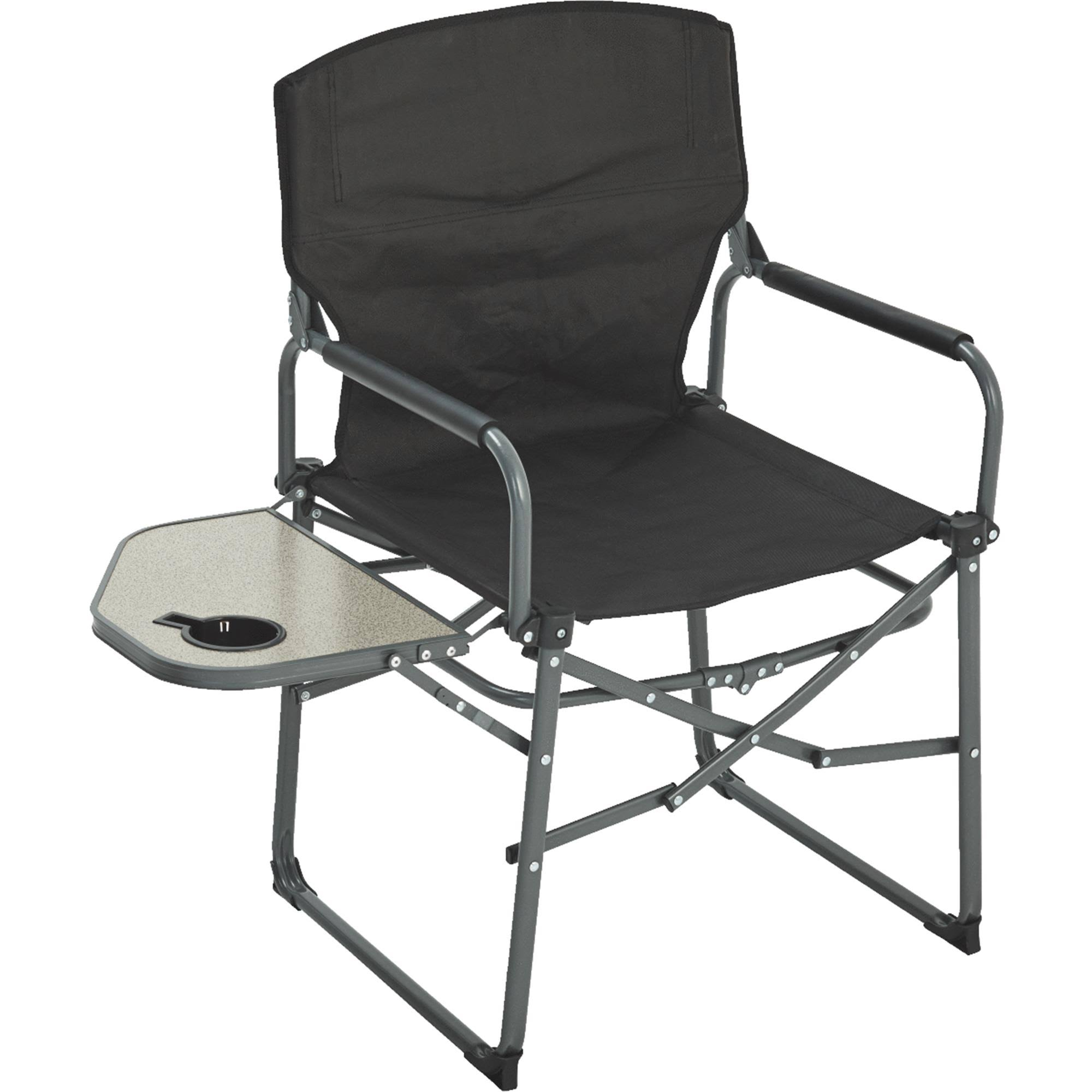 SIM Supply Outdoor Expressions Director Camp Folding Chair AC3008A