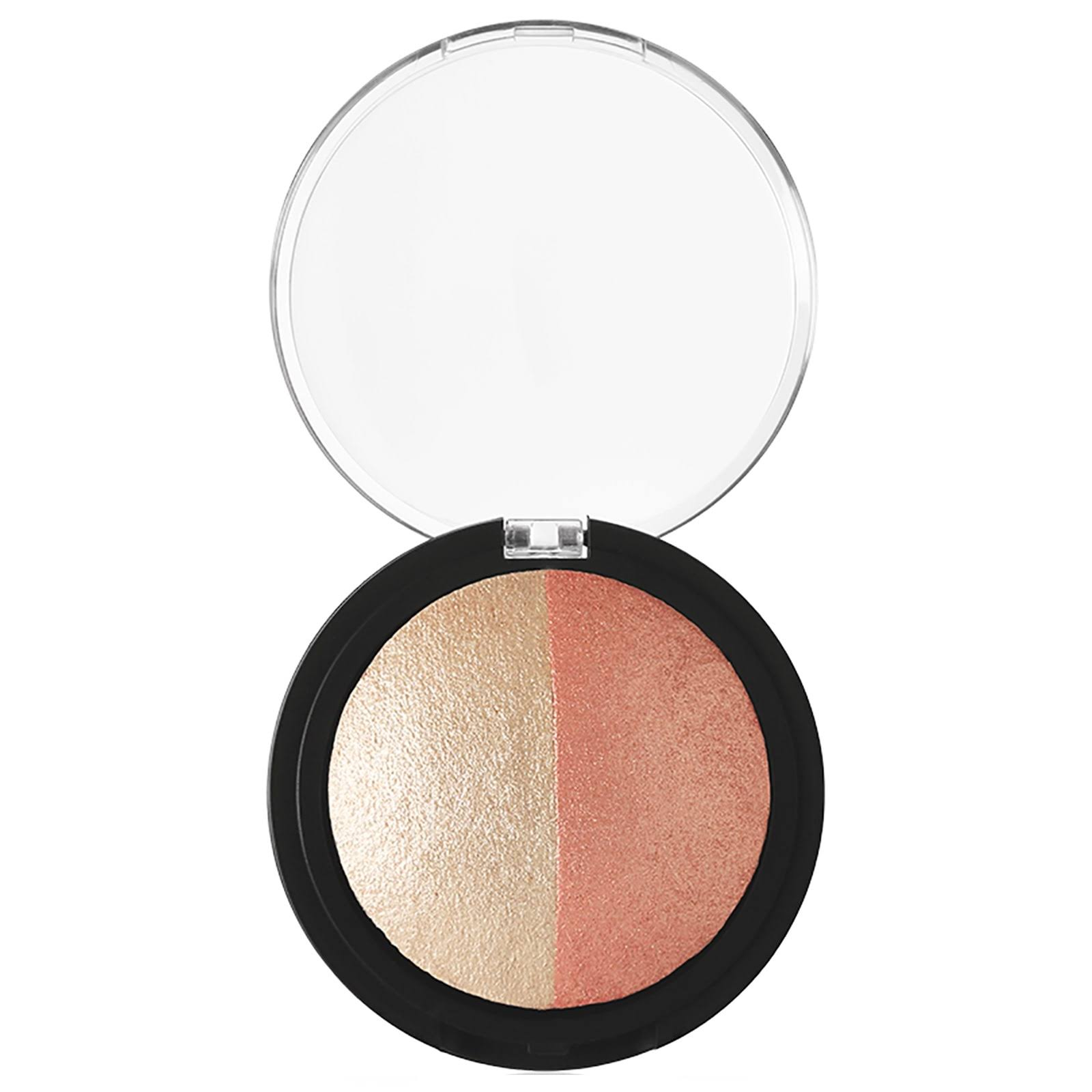 Elf Baked Highlighter and Blush - Rose Gold
