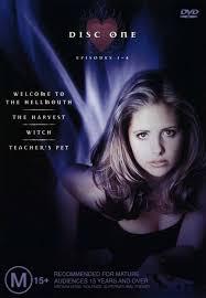 Buffy the Vampire Slayer Season 1 -Buffy the Vampire Slayer Season 1