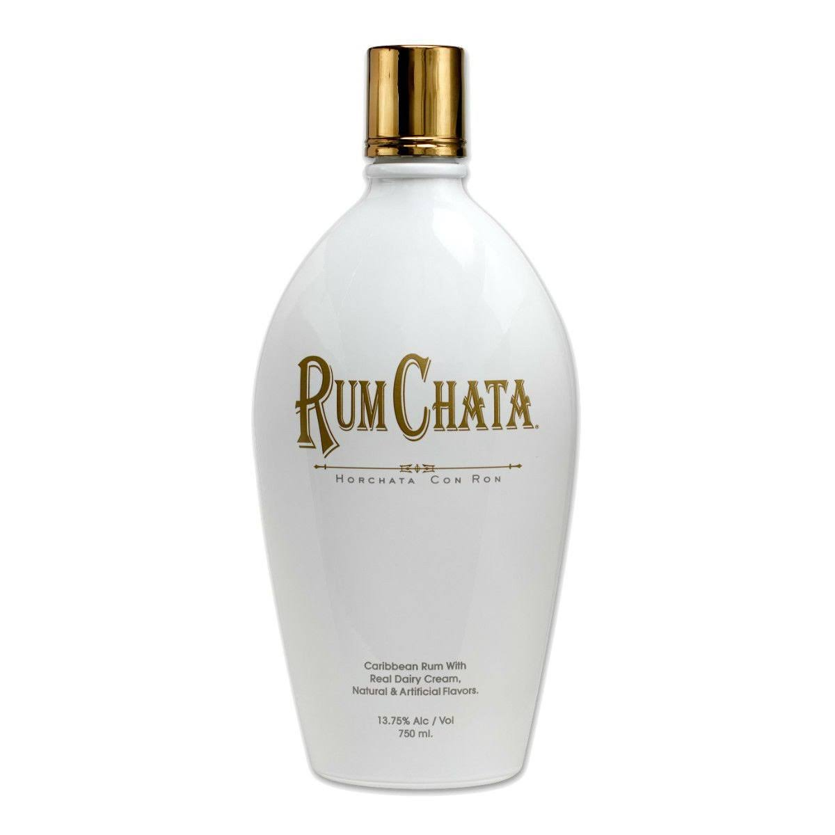 Rum Chata Horchata Con Ron - 375 ml bottle