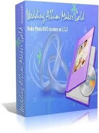 إنشاء البوم لصورك الخاصة Wedding Album Maker Gold v3.35