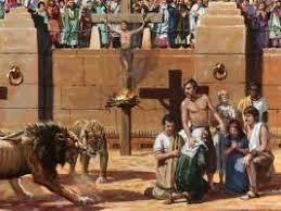В Мадриде пройдет выставка «О современных гонениях на христиан»