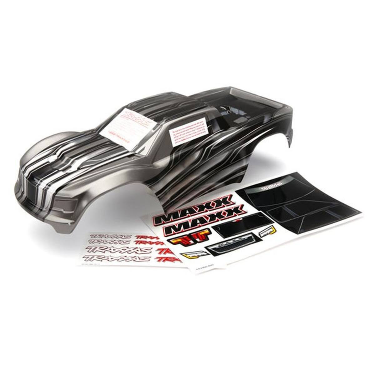 Traxxas Maxx ProGraphix Body with Decal Sheet TRA8911X