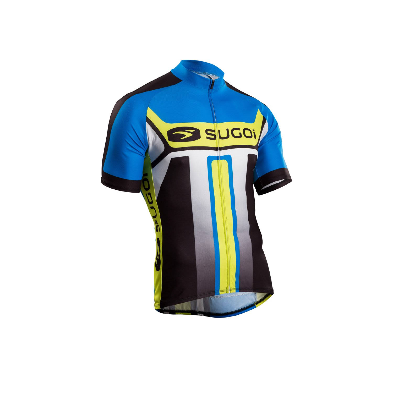 Sugoi Evolution Pro Jersey Small Directoire Blue