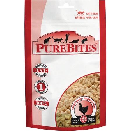 PureBites Chicken Breast Freeze Dried Cat Treats