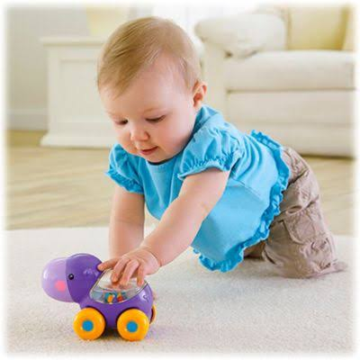 Fisher Price Poppity Pop Hippo