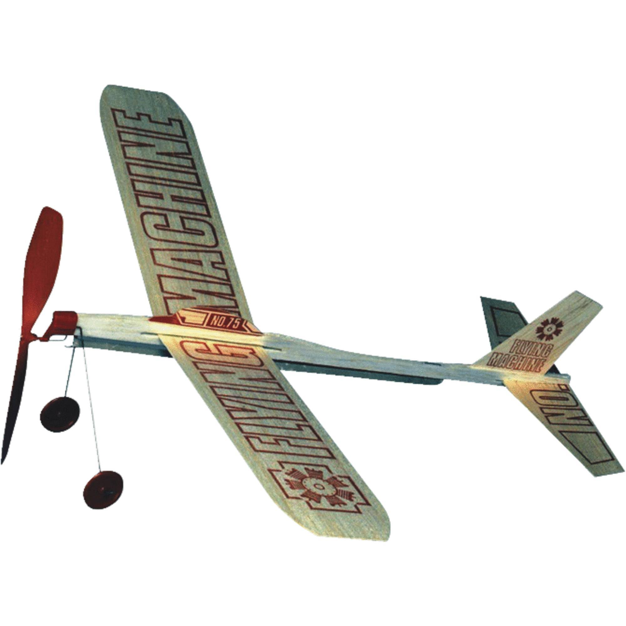 Guillow's Balsa Flying Machine - Wood