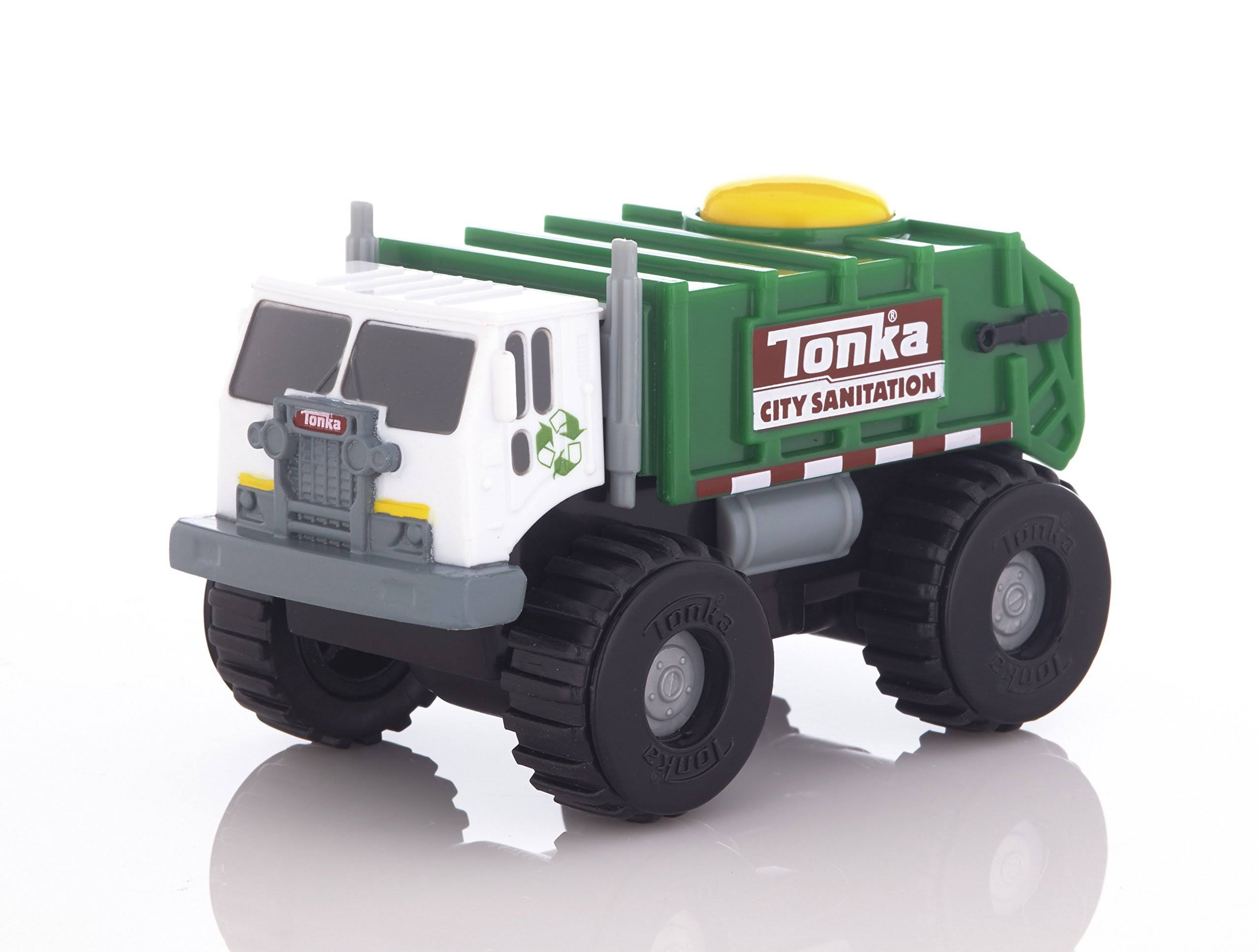 Tonka Climb Over Vehicle - Garbage Truck