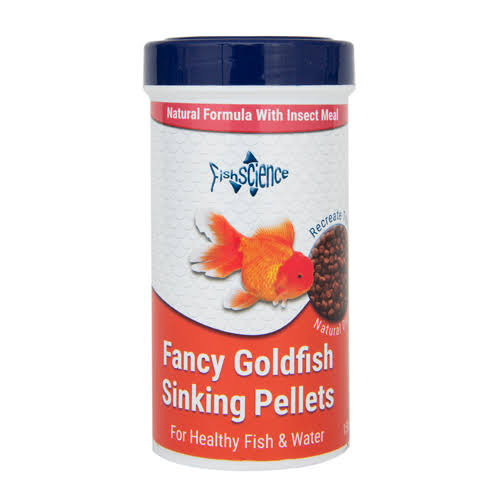 FishScience Fancy Goldfish Sinking Pellets