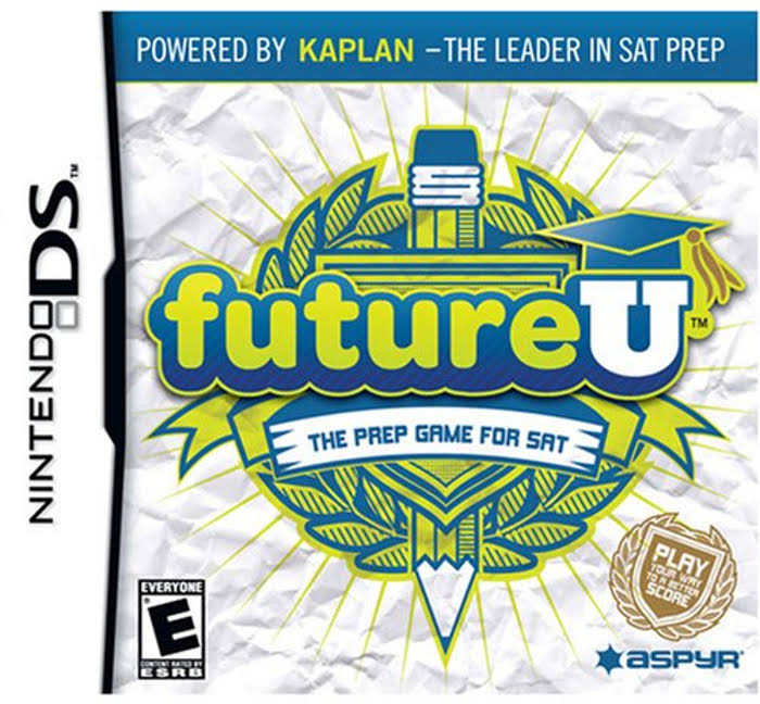 Future U: The Prep Game for SAT GAME - Nintendo DS