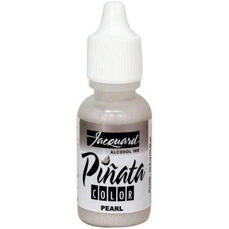 Jacquard Pinata Color Alcohol Ink .5oz-Pearl