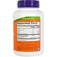 Pumpkin Seed Oil Prostate Side Effects by Now Foods Saw Palmetto Extract With Pumpkin Seed Oil And Zinc
