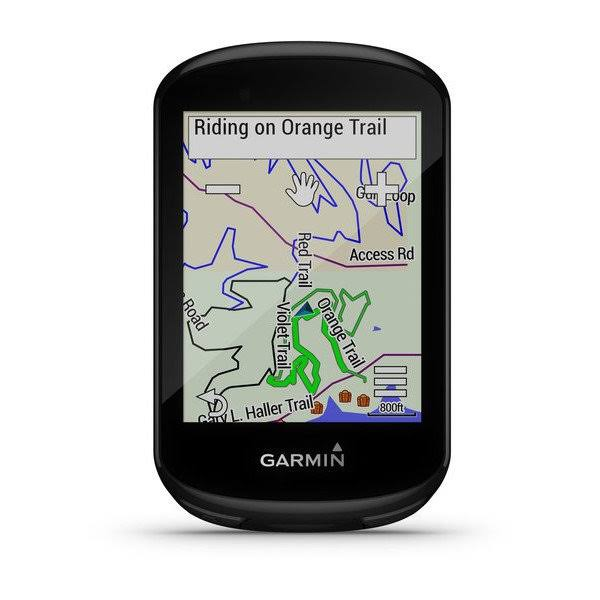 Garmin Electric Bikes Edge 830 Cycle Computer - Black, 2.6""