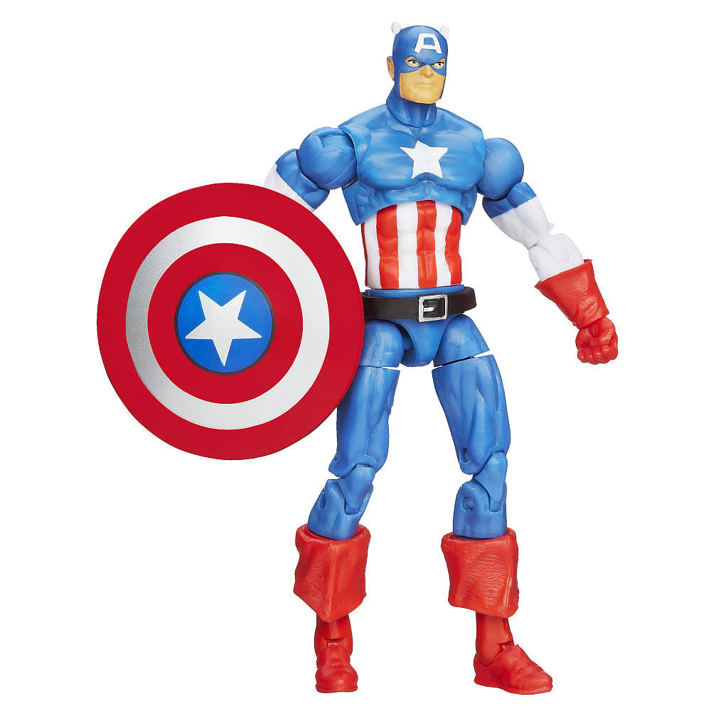 Marvel Universe Captain America Series 5 Hasbro Figure - 3.75""