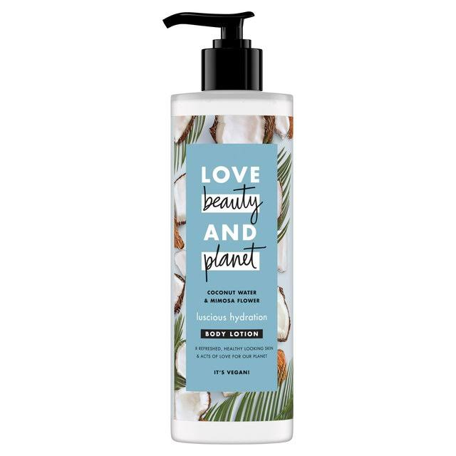 Love Beauty and Planet Luscious Hydration Body Lotion - 400ml