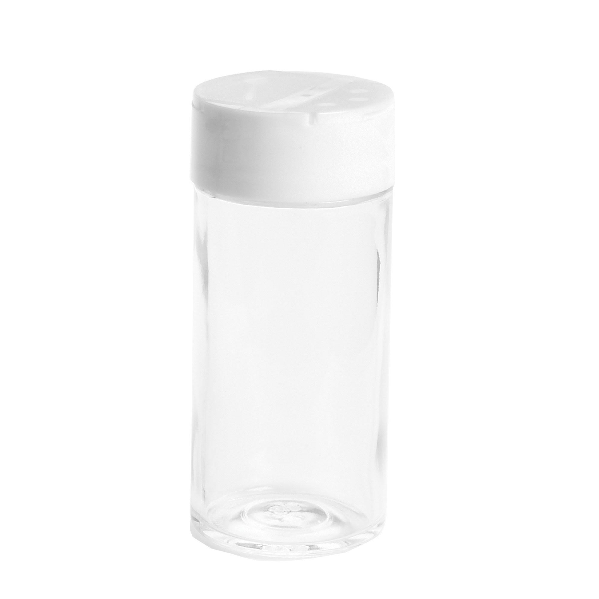 Fox Run Spice Storage Glass Jar, 3 oz
