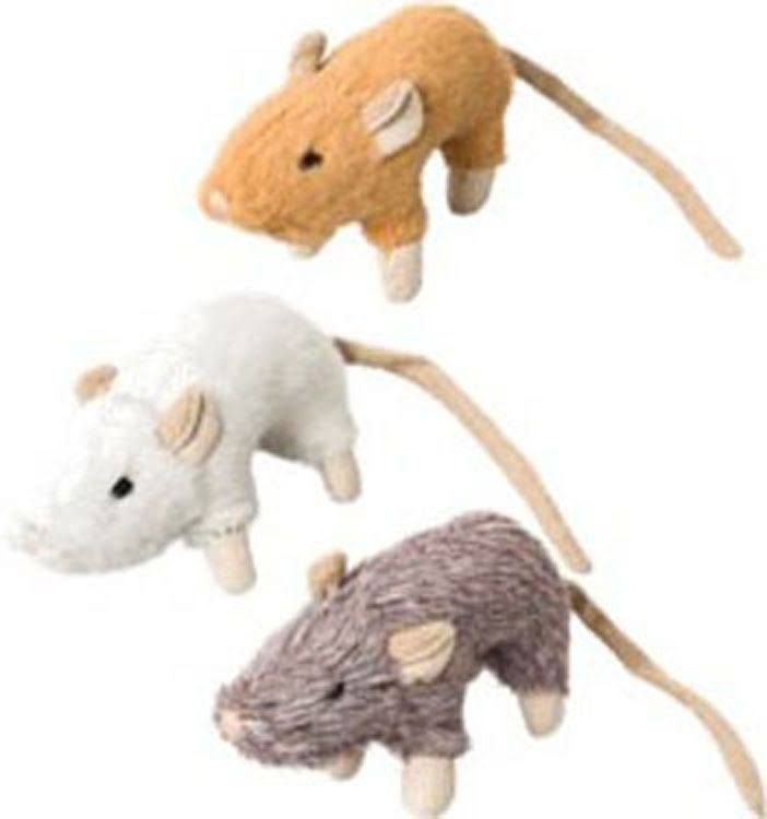 House Mouse W-catnip Cat Toy