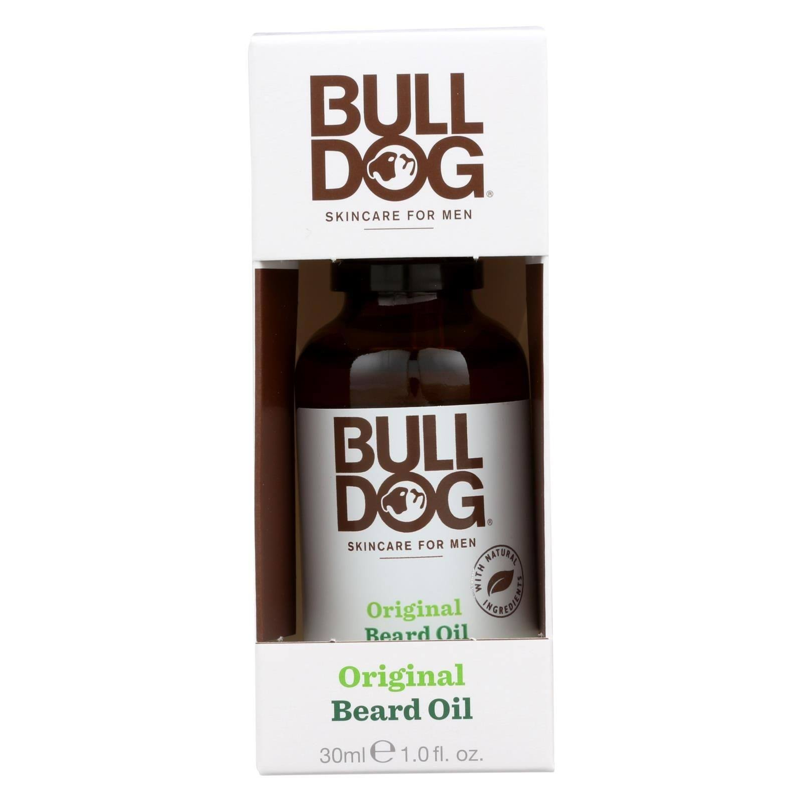 Bulldog Skincare for Men Original Beard Oil - 1 Oz