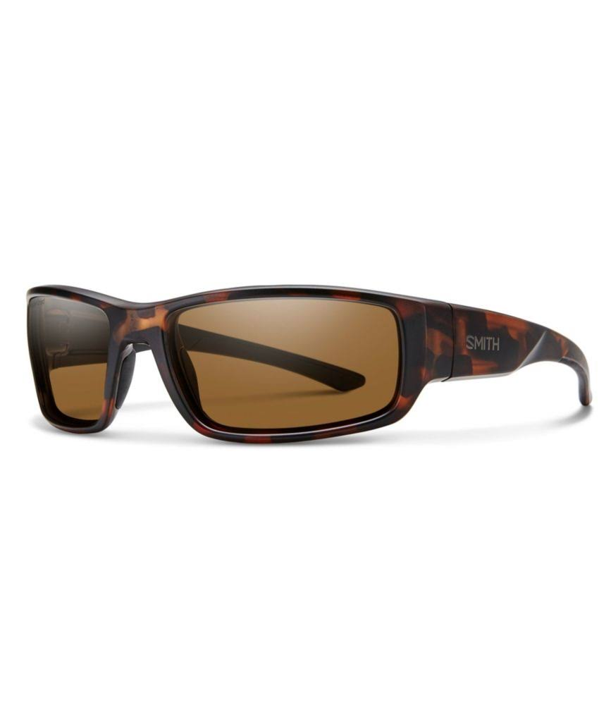 Smith Survey Carbonic Polarized Sunglasses - Matte Tortoise