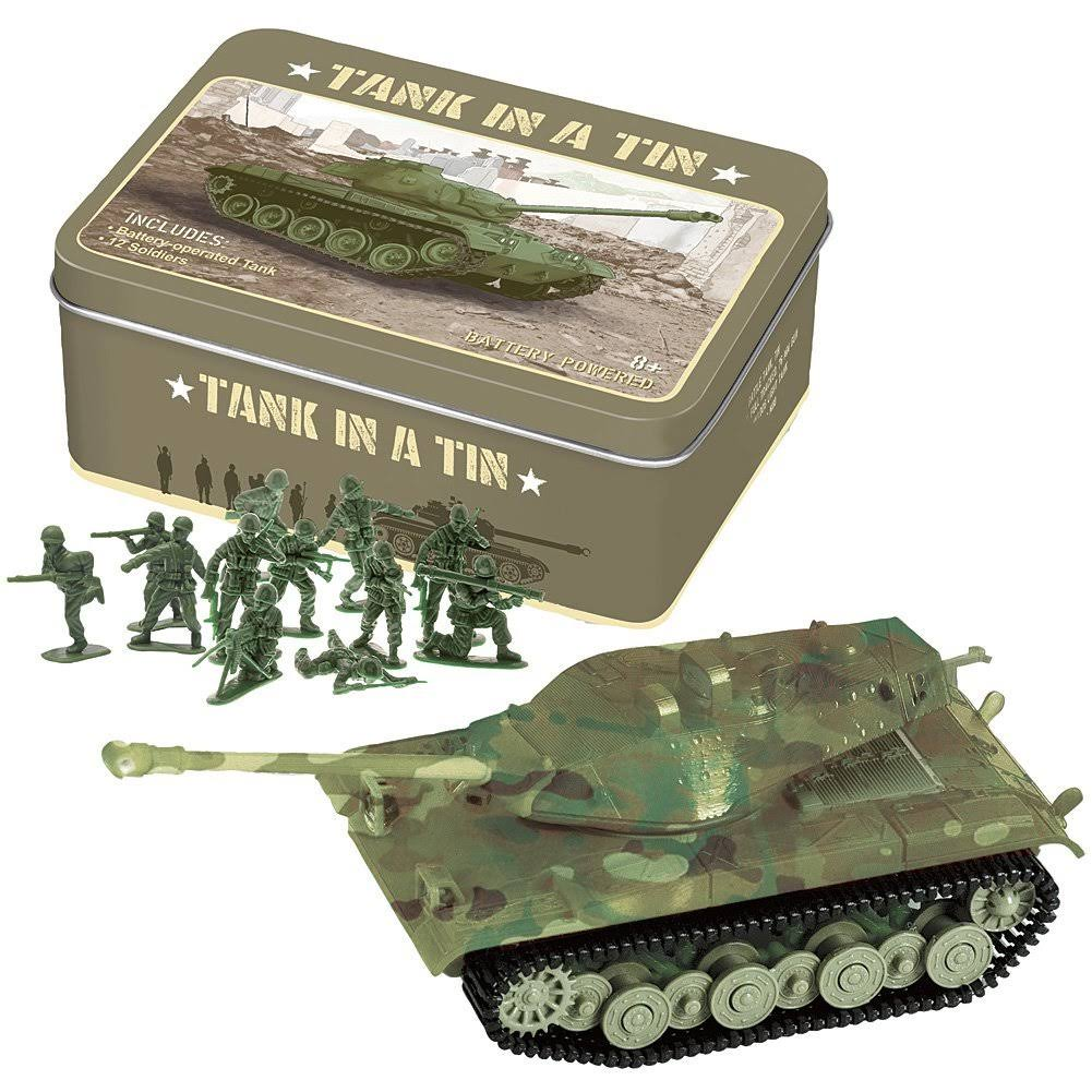 Westminster Tank in A Tin