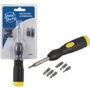 Do it Best Ratcheting Screwdriver Set - 7 in 1