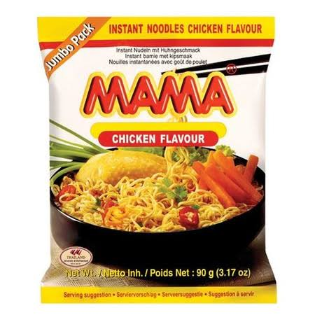 Mama Instant Noodles - Chicken, 90g