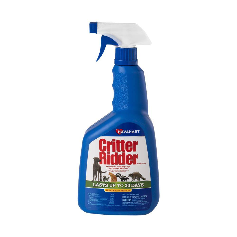 Havahart Critter Ridder Animal Repellant - Ready-to-Use, 32oz