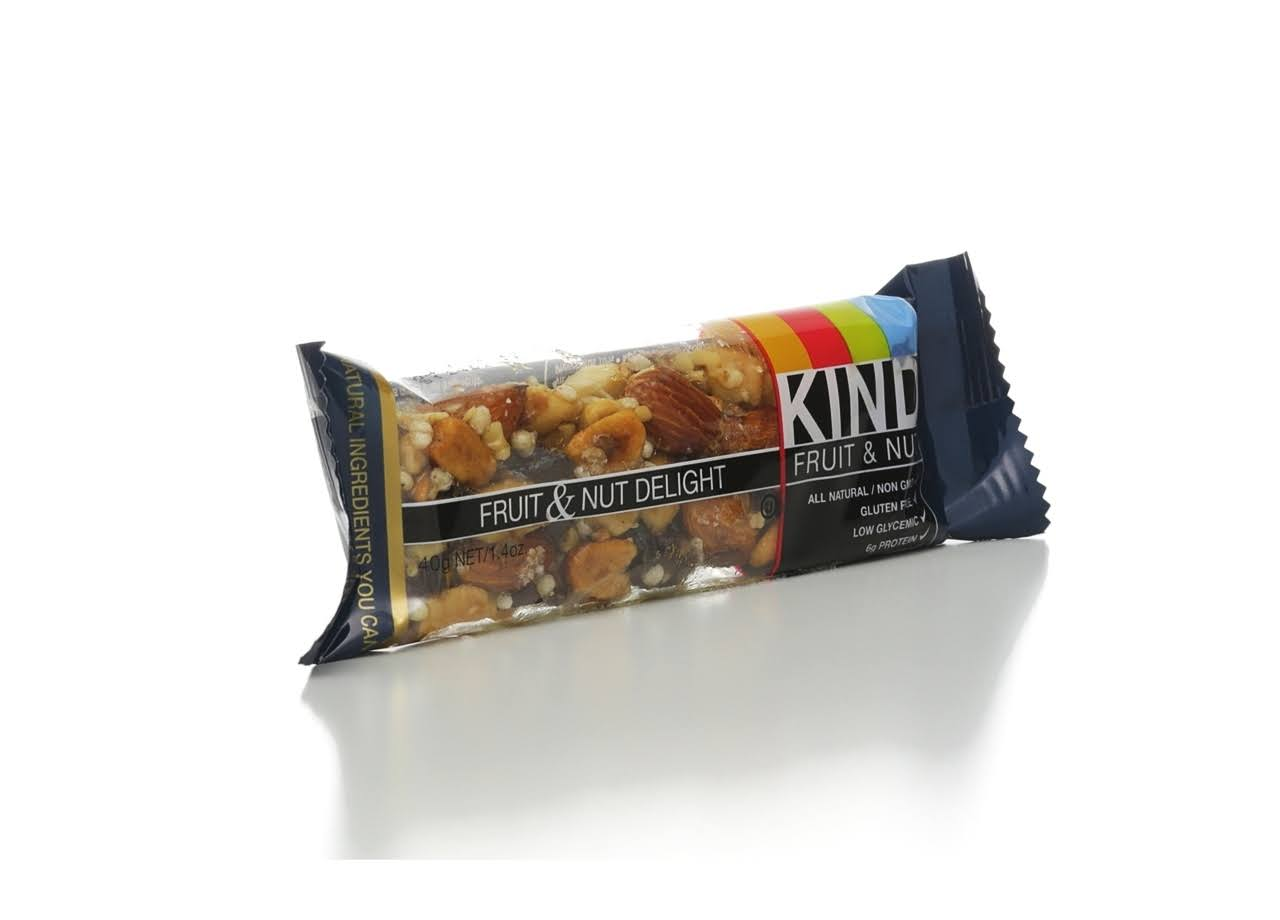 Kind Healthy Snack Bars - Fruit and Nut Delight, 1.4oz