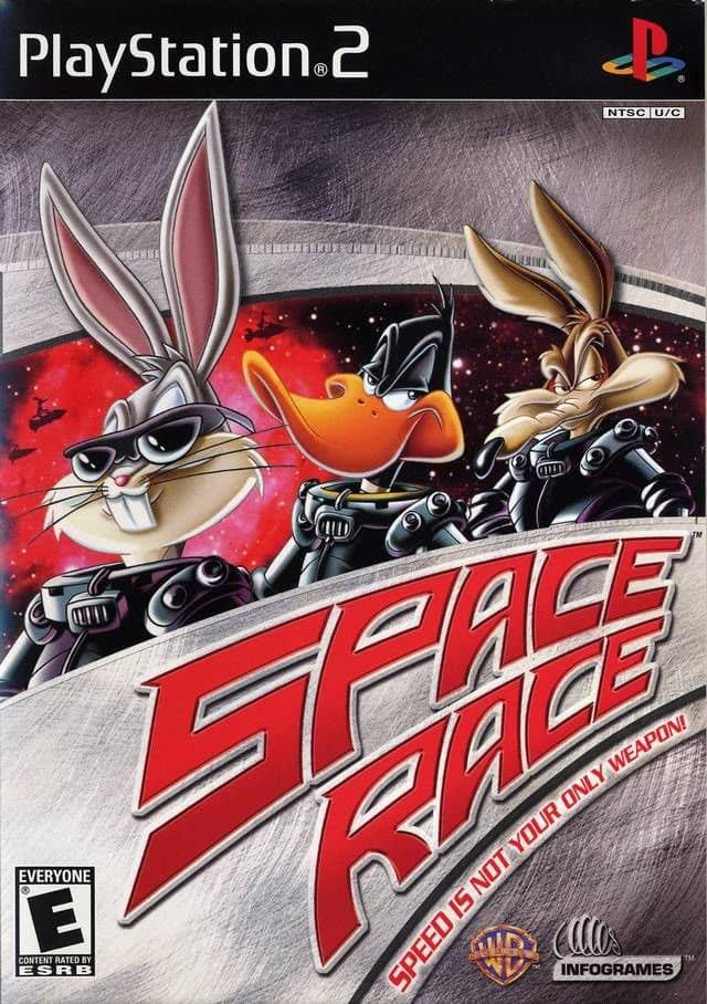 Looney Tunes: Space Race - PlayStation 2
